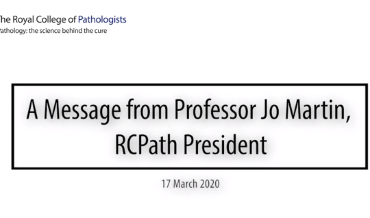 The President's update on COVID-19 – 17 March 2020 (video 2)