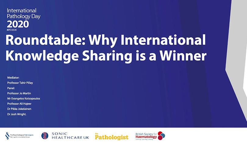 The roundtable, why international knowledge sharing is a winner