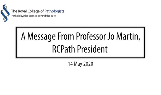 The President's update on COVID-19 – 14 May 2020